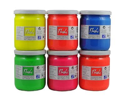 Acheter Peinture Fluo Paris Bombes Couleurs Fluorescentes Pour Murs