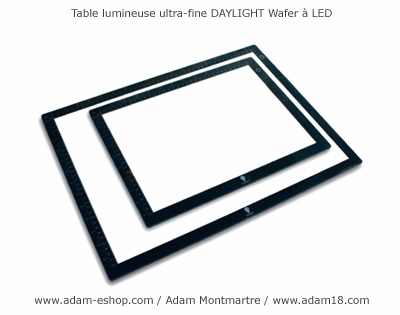 Tables Lumineuse A Led Dessin A3 Lightpad Artograph A4